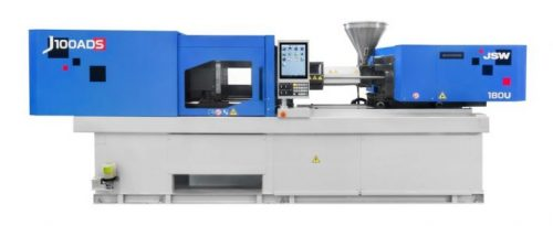 Optimized-injection moulding machines