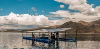 PNUD/Giulianna Camarena: La comunidad Chullpia en Perú ha desarrollado paneles solares para suministrar electricidad en los proyectos de irrigación
