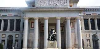 Museo del Prado Puerta de Velázquez