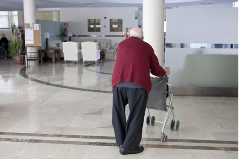Residencias de mayores, fotografía de archivo de asister.es