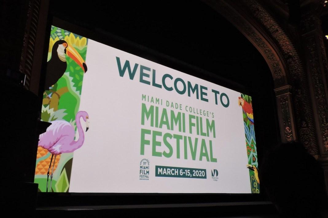 Miami Film Festival, bienvenidos 2020