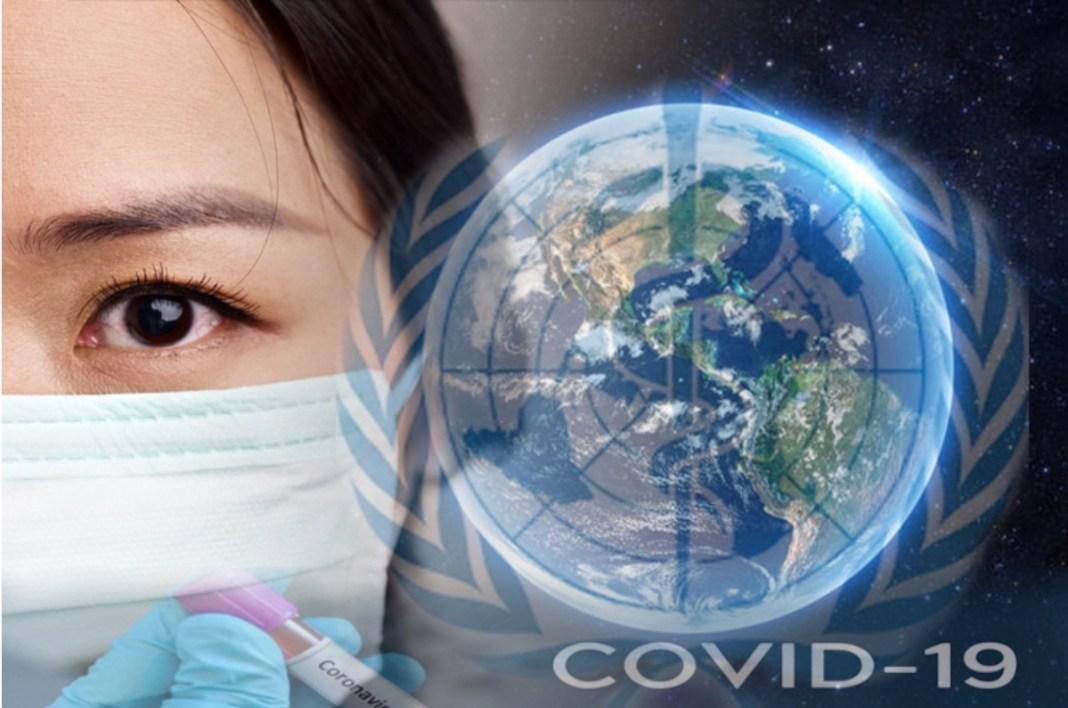 COVID-19 portadas