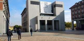 Leganés, sede del Ayuntamiento en la Plaza Mayor