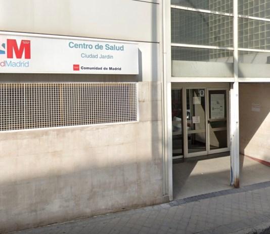 Ambulatorio Ciudad Jardín Madrid