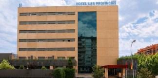 Hotel Las Provincias medicalizado Fuenlabrada