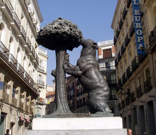 Oso y el Madroño Madrid