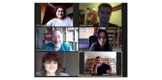 Reunión FRAVM e IU Madrid