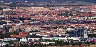 Vista general de San Sebastián de los Reyes (Madrid)