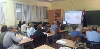 Alcalá Henares ecoescuelas presentación