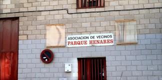 Sede de la Asociación vecinal Parque Henares