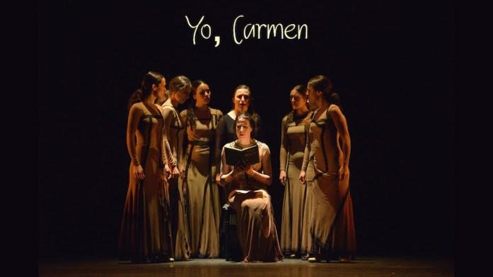 Centro Coreográfico María Pagés Yo Carmen
