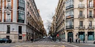 Madrid, barrio de Salamanca