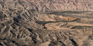 Ríos secos sequía en España