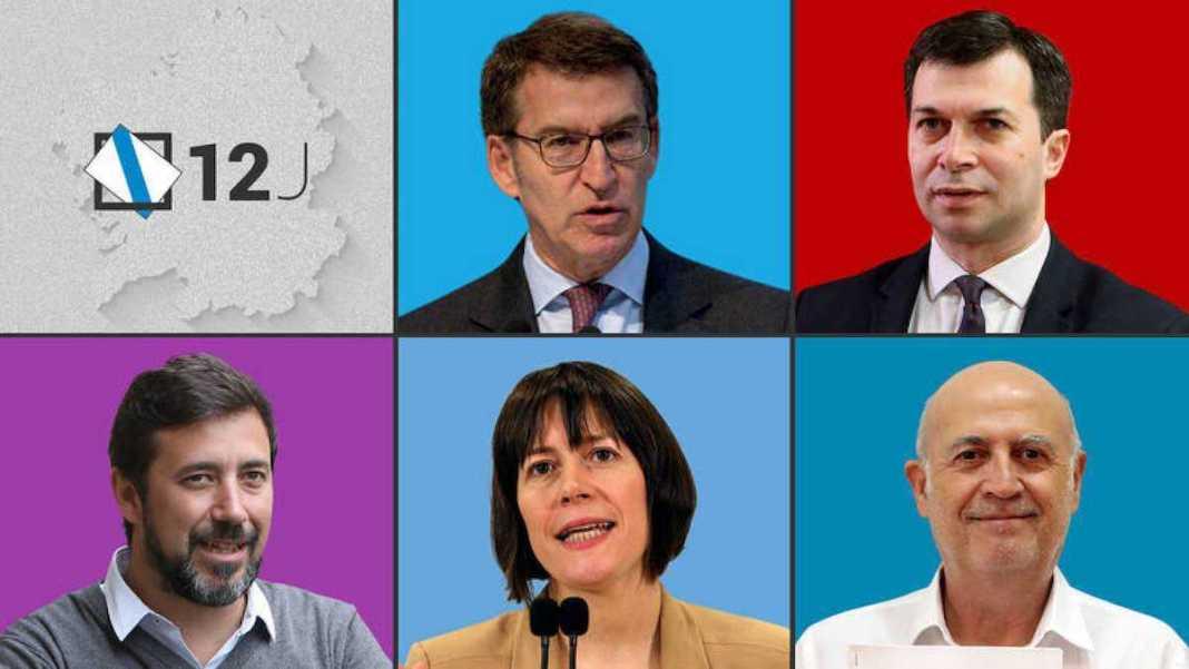 Galicia elecciones 12JUL2020