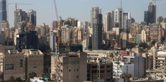 Beirut Líbnao © Dominic Chavez Banco Mundial