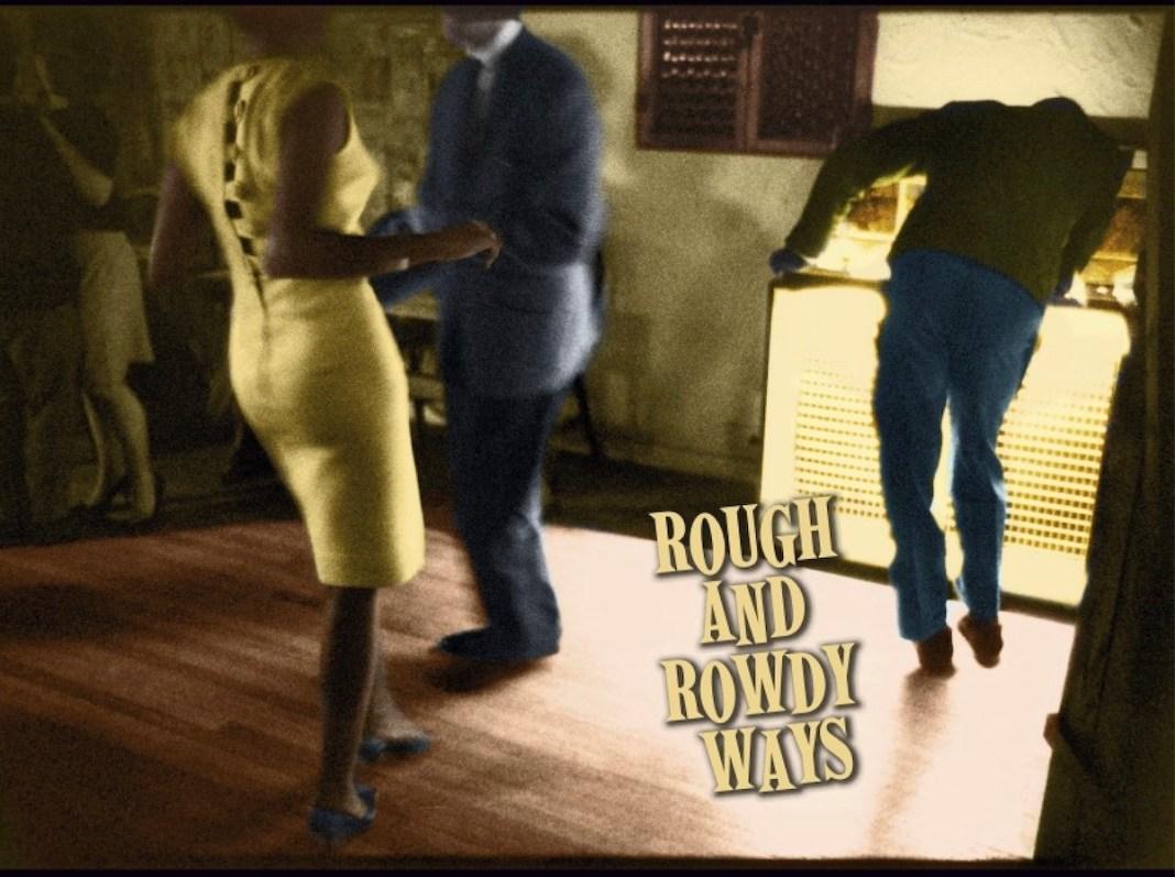 Dylan Rough and Rowdy Ways carátula