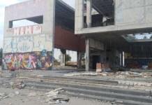 Leganés fábrica abandonada
