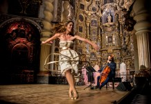 Bienal Sevilla 2020 Patricia Guerrero y Fahmi Alqhai © Claudia Ruiz