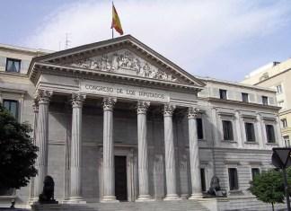 Congreso español sede