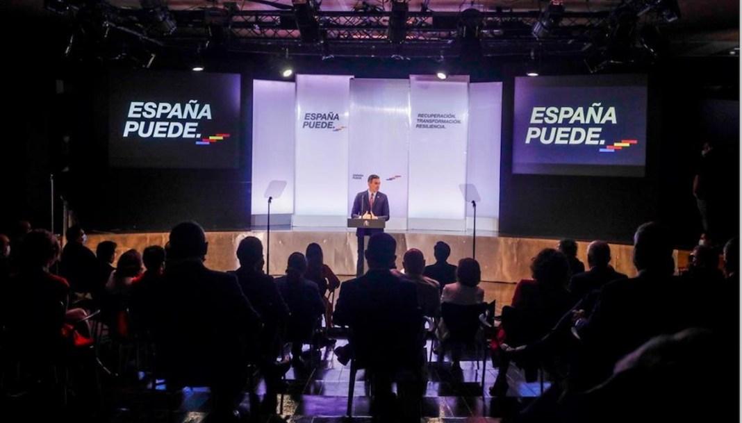 Pedro Sánchez en España puede
