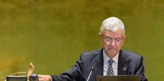Volkan Bozkir preside la 75 Asamblea General de la ONU