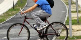 bicicleta movilidad urbana colegios Sanse