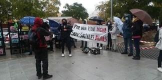 Vecinos de Carabanchel reclaman que los servicios sociales atiendan a las familias vulnerables del distrito