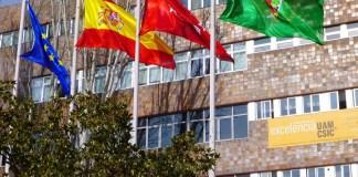 Universidad Autónoma de Madrid banderas
