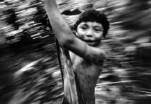 Claudia Andújar: NIño Yanomami