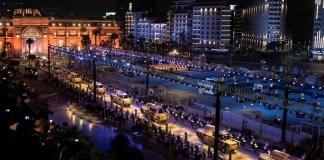 Egipto traslado momias El Cairo 2ABR2021
