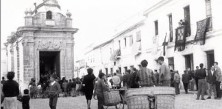 Jerez barrio de San Miguel