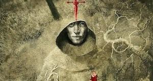 El monje Caruso cubierta