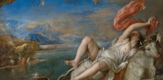 Prado El rapto de Europa © Tiziano