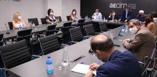 AECIM: firma del Convenio del Metal de Madrid 2021
