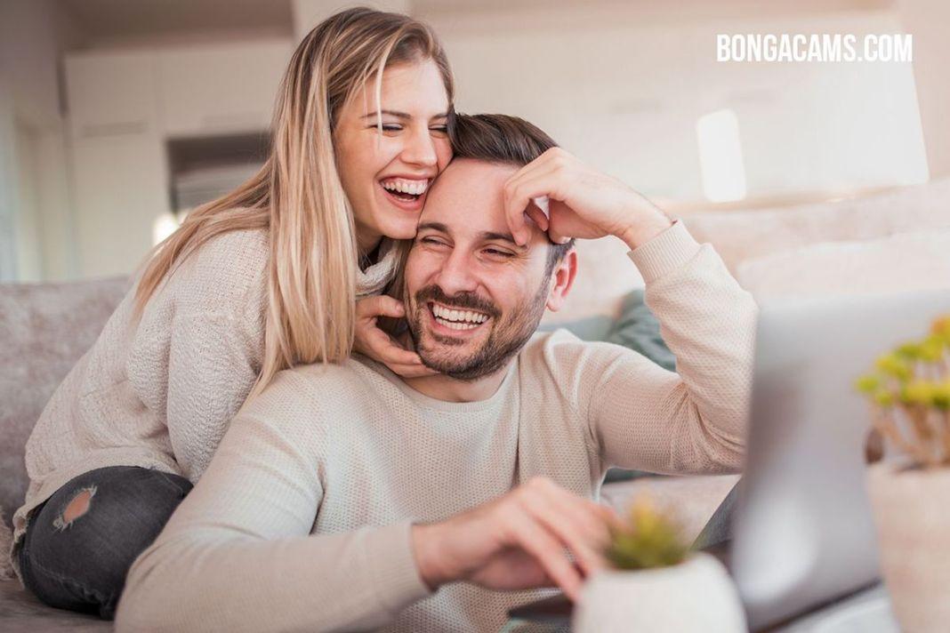 BongaCams captura pareja