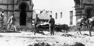 Cuartel del Monte Arruit matanza Annual