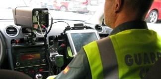 DGT control tráfico radares móviles