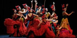 La Bella Otero-Ballet Nacional de España © Maria Alperi