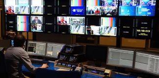 Telemadrid control realización