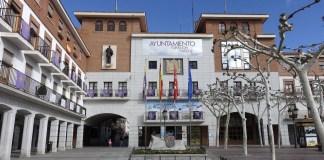 Torrejón Ardoz Plaza Ayuntamiento