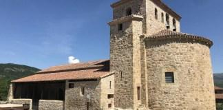 Iglesia parroquial de Santo Domingo de Silos en Prádena del Rincón