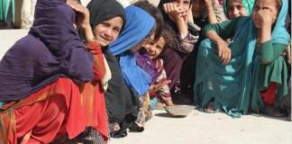 Unicef menores Afganistán