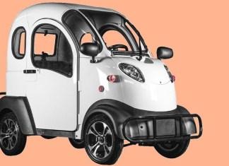 K5 China vehículos eléctricos