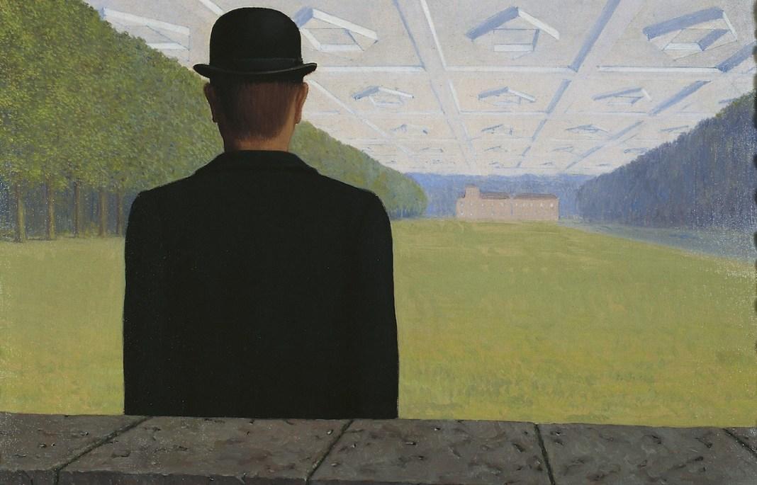 Magritte Gran siglo cero detalle