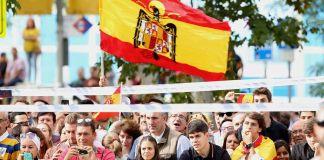 Madrid 12OCT2021 franquistas