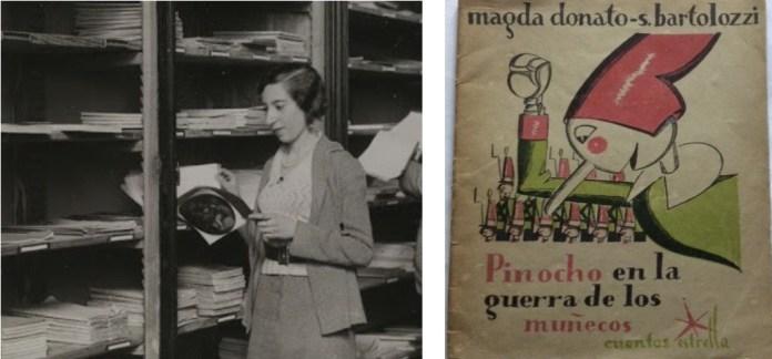 Magda Donato ilustraciones