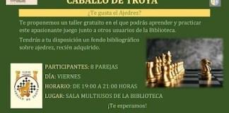 ajedrez Valdemorilla cartel