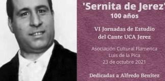 sernita de jerez centenario cartel