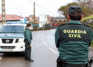 Carta de un guardia civil sobre las emergencias terroristas