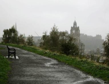 EDINBURGH (Regent Garden), Scotland